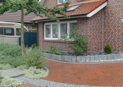 Der Garten Lanfermann - nachher