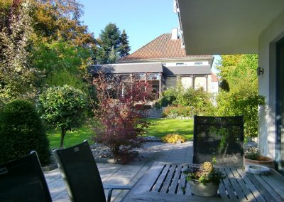 Der Garten Ernst - vorher
