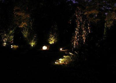 Der Garten Weber - nachher
