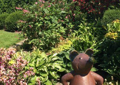 Der Garten Gubbels - nachher
