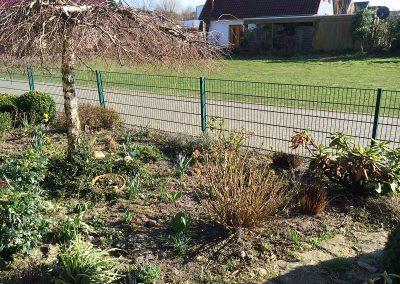 Der Garten Engelmann- vorher