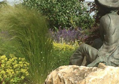 Der Garten gr. Rebel - nachher