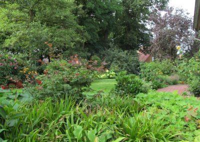 Der Garten Albers - nachher