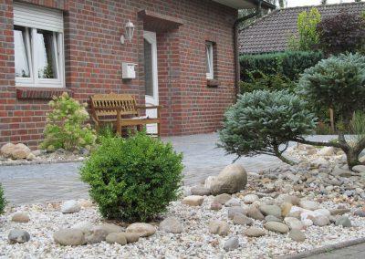 Der Garten Chudziak - nachher