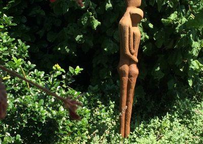 Der Garten Brammer - nachher