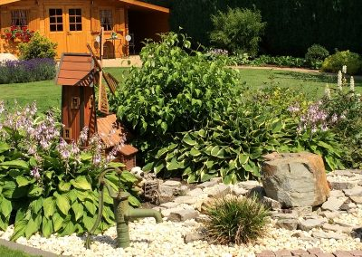 Der Garten Brammer, Emstek