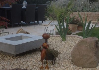 Der Garten Smolna-Schütte - nachher