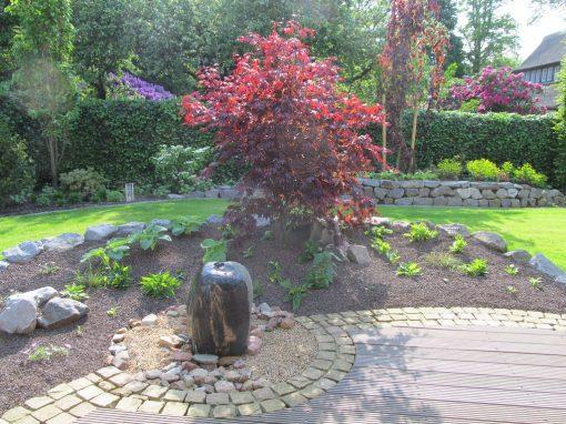 Der Garten Vagelpohl, Emstek