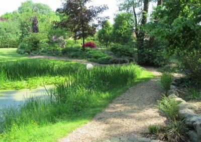 Der Garten Dr. Funke, Cappeln