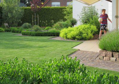 Der Garten Förster- nachher