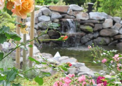 Der Garten Meirose, Essen