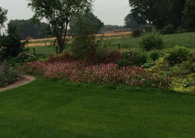 Der Garten Oltmann - nachher