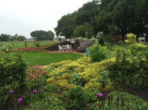 Der Garten Oltmann, Sage