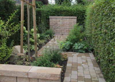 Der Garten Köster - nachher