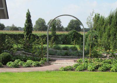Der Garten Möllmann- nachher