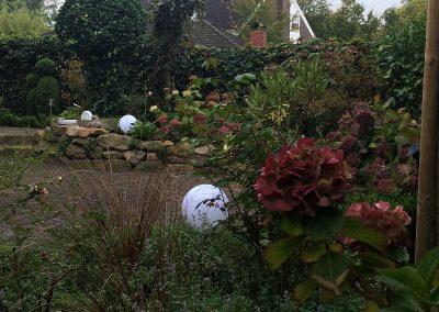 Der Garten Sümpelmann - nachher