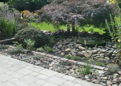 Der Garten Schmitz - nachher