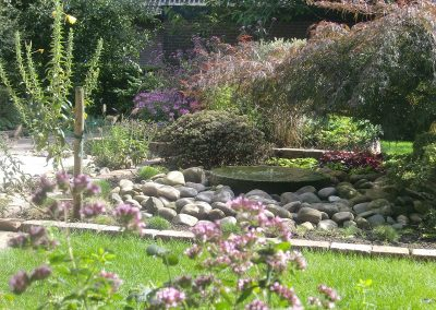 Der Garten Schmitz, Cloppenburg
