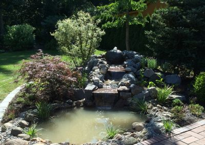 Der Garten Schmidt - vorher