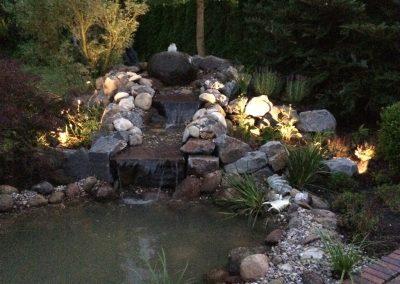 Der Garten Schmidt - nachher