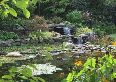 Der Garten Stabrey, Essen