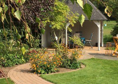 Der Garten Stabrey - nachher