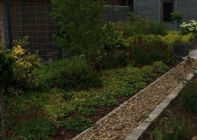 Der Garten Böhme - nachher
