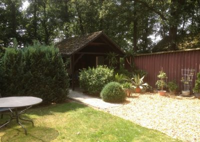 Der Garten Kühling - vorher