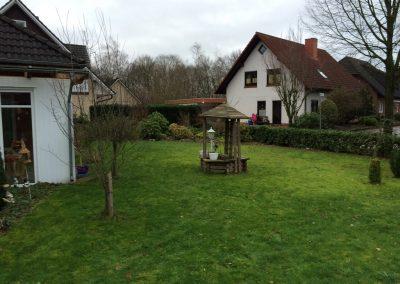 Der Garten Meyer - vorher