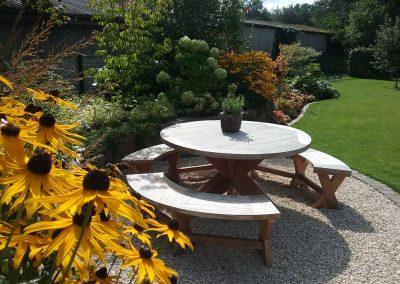 Der Garten von Jürgen Fuhler aus Friesoythe