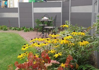 Der Garten Bothe - nachher
