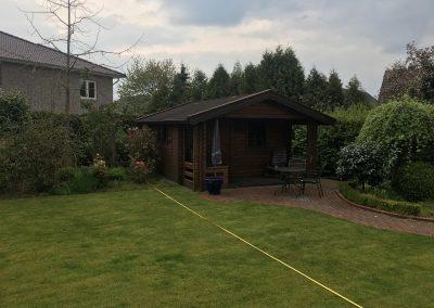 Der Garten Espelage - vorher