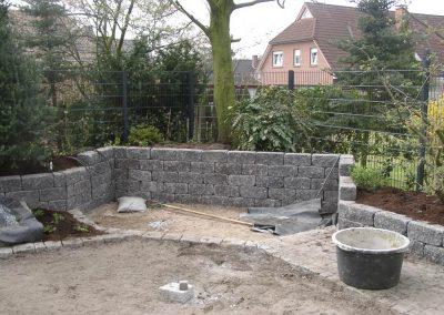 Der Garten Aßmann - vorher