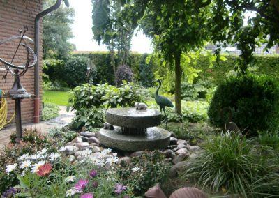Der Garten von Reinhold Brand aus Emstek
