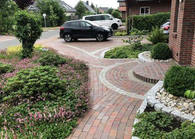 Der Garten Klünner - nachher