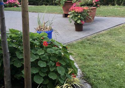 Der Garten Bahlmann - nachher