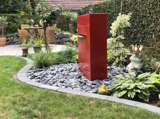 Der Garten von Maria und Peter Arkenau