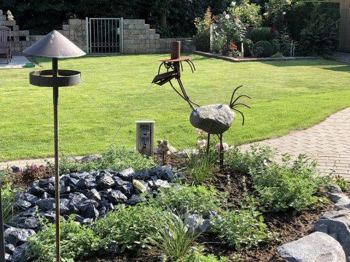 Der Garten von Barbara und Ernst Raab