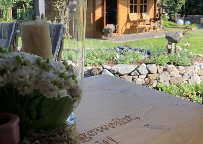 Der Garten Raab - nachher