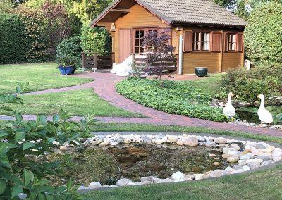 Der Garten Skubinn - nachher