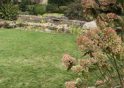 Der Garten Finkbeiner - nachher