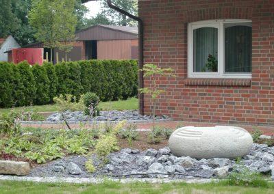 Der Garten Dwerlkotte - nach der Umgestaltung