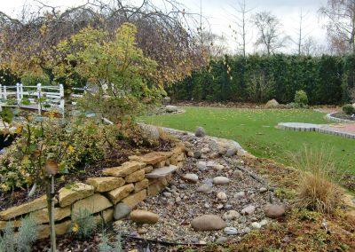 Der Garten Götting - nach der Umgestaltung