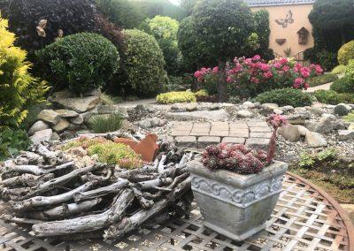 Der Garten Tempelmann - nachher