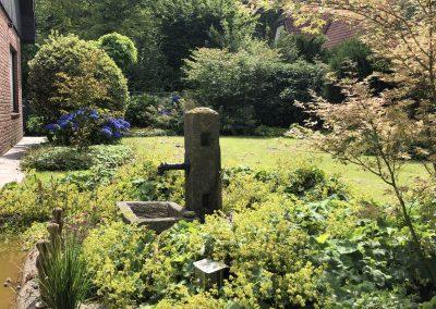 Der Garten Kellner - nachher