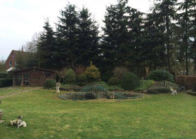 Der Garten Ostendorf - vorher
