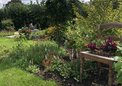 Der Garten Richter aus Großenkneten