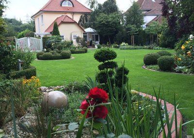 Der Garten Bahlmann aus Cloppenburg