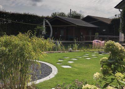 Ein Garten aus Deindrup