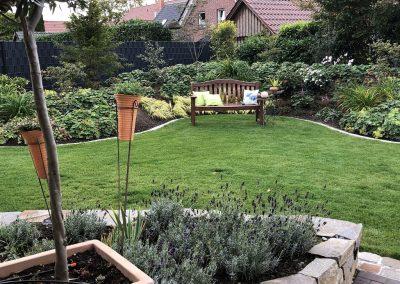 Der Garten Rolwes aus Langförden